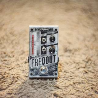 Digitech FreqOut Natural Feedback Creation
