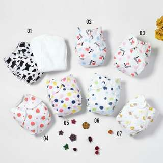 CLOTH DIAPERS (C071)