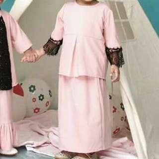 Baju kurung kids