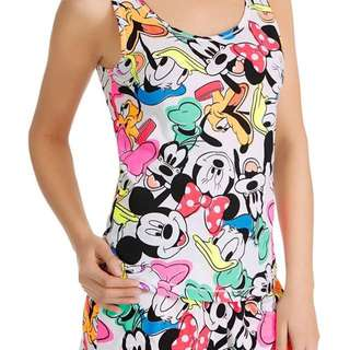 BONDS - Limited Edition Disney Sleep Short & Tank