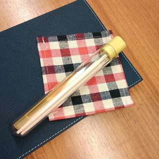 🚚 膠囊環保筷