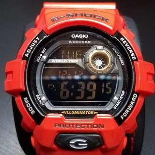 G-Shock for men/boys (Red)