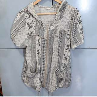 Korean Short-sleeved Jacket