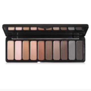 INSTOCK Christmas gift elf Mad For Matte Eyeshadow Palette / E.l.f Makeup Essential