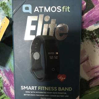 Atoms Fit Smart Fitness band