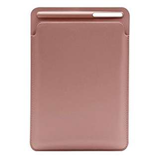 iPad Pro 10.5 sleeve case rose gold pencil holder 玫瑰金 筆槽