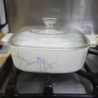 Corning Ware Casserole dish
