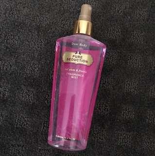 "fragrance mist ""red plum & freesia"""