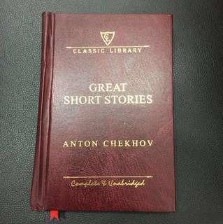 Great Short Stories by Anton Chekhov