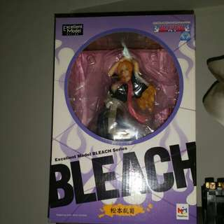bleach anime figure