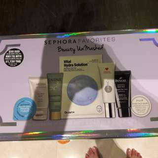Sephora Beauty Masks Gift set