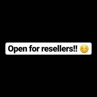 OPEN FOR RESELLERS!