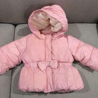 Baby Gap Pink Winter Coat