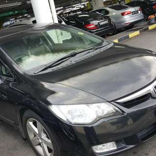 Honda Civic 1.8A