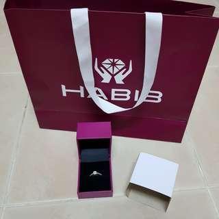 Habib Diamond ring