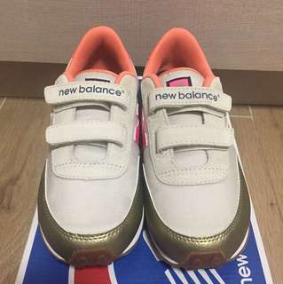 new balance 410 kids sports shoes童鞋