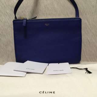 💙95% New Celine Trio 不議價