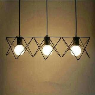 Lampu hias / taman minimalis