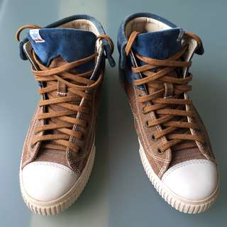 visvim 2 Tone Gabo High