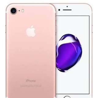 Iphone 7 brand new and sealed smartlock or globelock