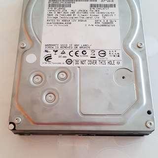 Hitachi 2TB Harddisk