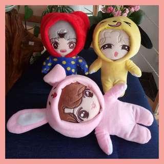 BTS BT21 Doll Onsie Costume