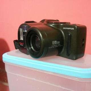Old Olympus IZM330 Film Camera.
