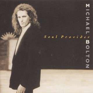 European Pressed Michael Bolton – Soul Provider Label: CBS – 465343 1 Format: Vinyl, LP, Album  Country: Europe Released: 1989 Genre: Rock Style: Blues Rock, Soft Rock