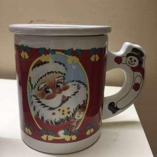 懷舊聖誕古董杯 全新未用過