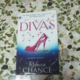 Diva's by Rebecca Chance