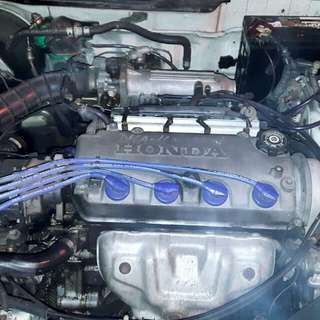 D16A NON VTEC ENGINE COMPLETE