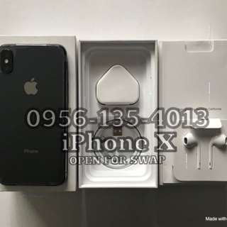 SALE/SWAP iPhone X 64GB FU