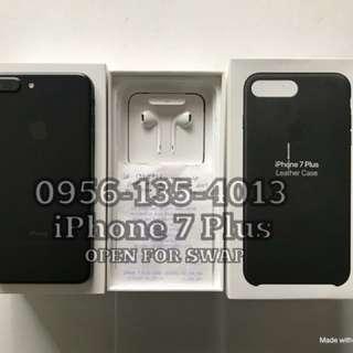 SALE/SWAP iPhone 7 Plus 128GB FU