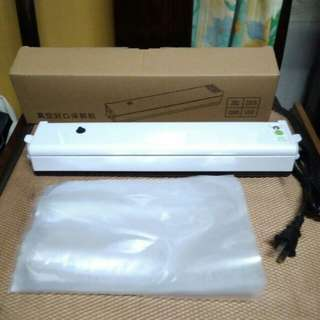 vacuum packing machine真空封口機