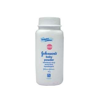 【FREE】Johnson's baby powder 50g