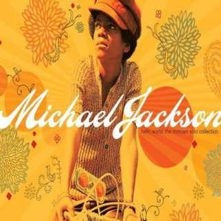 3CD Box set Michael Jackson Hello World, The Motown Solo Collection