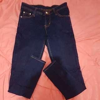 Preloved celana jeans panjang