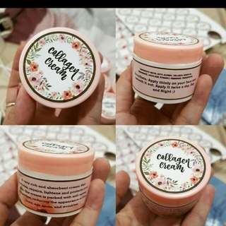 Organic Collagen Cream
