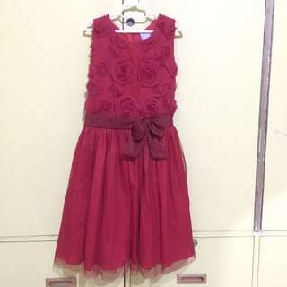 Purple Candy Dress for Girls