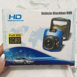 Vehicle Blackbox DVR
