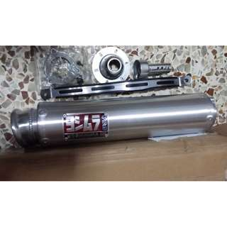 brand new in box yoshimura exhaust for super4 Ver S, tech 1, 2, 3.