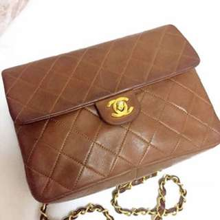 Chanel vintage authentic (reduced) come with dustbag