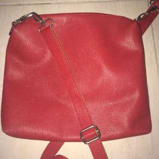 Guchi Clucth Leather