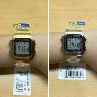 100% Original Vintage Casio