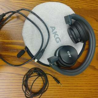 AKG Y45T Bluetooth On-Ear Foldable Headphone