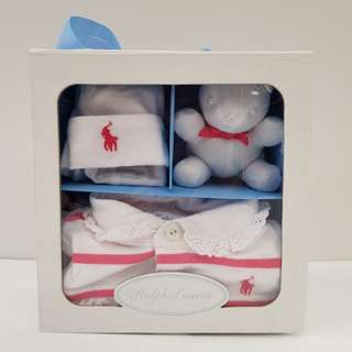 Ralph Lauren Boxed Giftset - washed but never worn