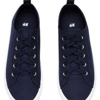 HnM Divided Shoes