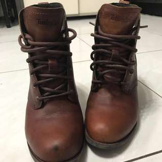 timberland女靴