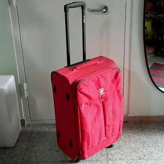 "BHPC 26"" 4 Wheels Spinner Luggage Bag"