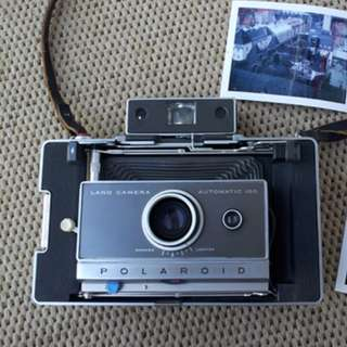 Polaroid Land Camera 100
